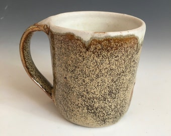 Teacup / Coffee Cup. Ceramic Stoneware Teaware Teacup - Handmade Wheel Thrown Pottery