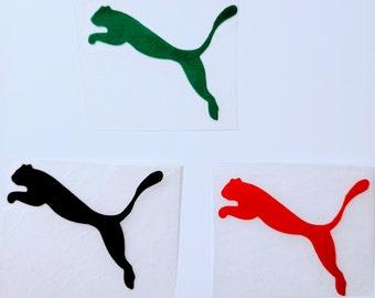 Puma Patch | Etsy