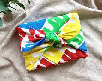 "Elephant Furoshiki, 50 x 50cm(19.7"" x 19.7"")   Elephantti   Baby & Kids Gift Wrapping   Wrapping Cloth   Reusable Gift Wrapping   HanaBee"