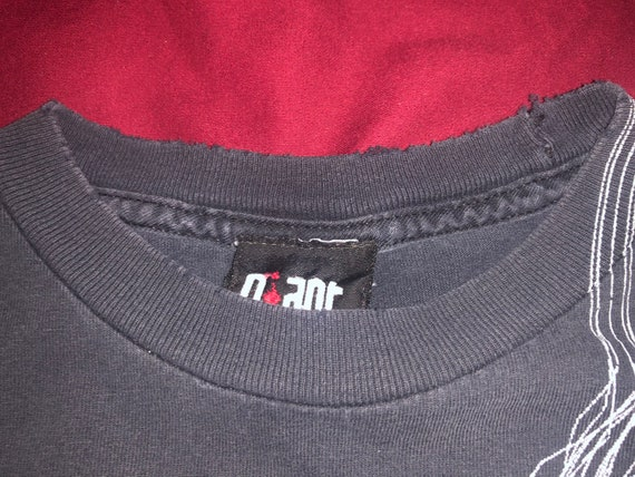NIN - Nine Inch Nails - With Teeth Tour - Rock Ba… - image 3
