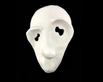CLOUDO - Larvarian Mask