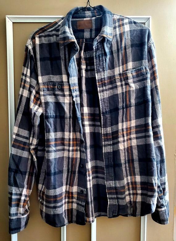 Woolrich Vintage Flannel - Men's Large