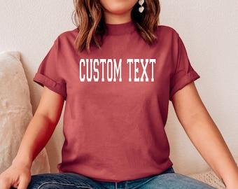Applique Custom Pick your own State Custom State Pride Sweatshirt Unisex