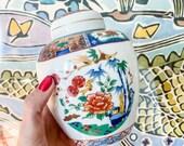 Imari style ginger jar
