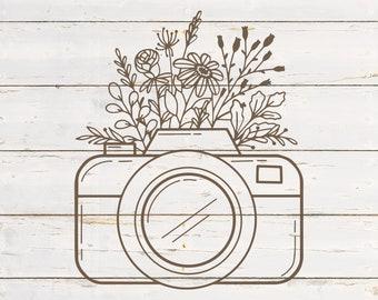 photography svg