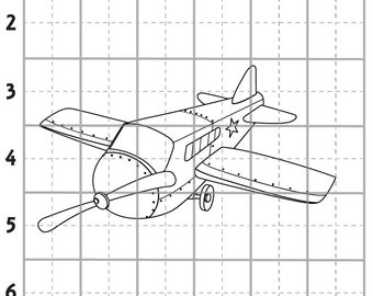 How to Draw Airplanes!
