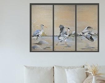 Feng Shui - Crane - Wealth and Abundance