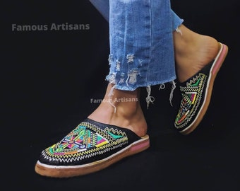 moroccan babouchemoroccan slippersbabouchemoroccan shoesbabouche slippersmoroccan souvenirHandmade shoes