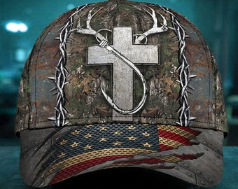American Flag Cap Strapback Cap Skull Hat Personalized Cap Classical Cap Unisex Hat Human Cap Skull American Flag Classic Cap