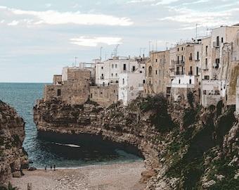 Landscape Fine Art Photography, Polignano a Mare, Italy