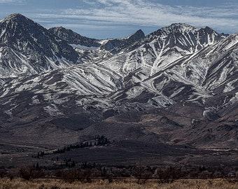 Landscape Fine Art Photography, Sierra Mountains