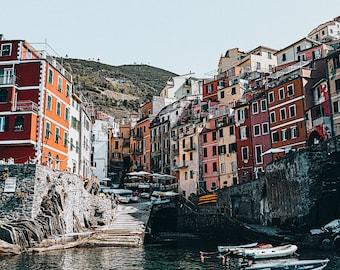 Landscape Fine Art Photography, Riomaggiore, Cinque Terre, Italy