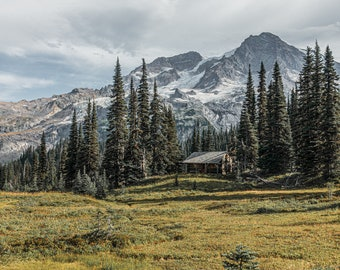 Landscape Fine Art Photography, Mount Rainier, Nature, Pacific Northwest, Washington