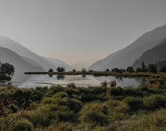 Landscape Fine Art Photography, Stehekin, Pacific Northwest, Washington