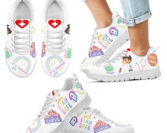 SP0016P1-License Plates Emergency Nurse Thank You Gift EN Graduation Gift Emergency Nurse Gift Emergency Nurse Sneakers