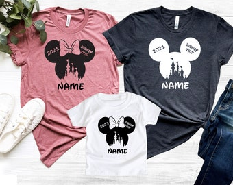 Family Disneyworld Shirt, Custom Disney Shirt, Disneyworld Shirts Family, Disney Vacation Family Shirt, Disneyworld Vacation Family Tshirt