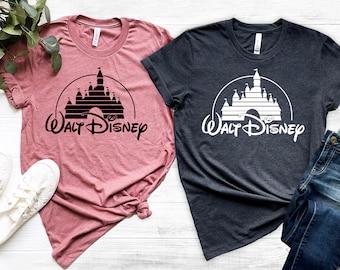 Walt Disney T-shirt, Disney Shirts, Mickey Shirts, Minnie Shirt, Disneyworld Shirt, Disney Shirt For Women, Walt Disney Shirt, Unisex Shirt