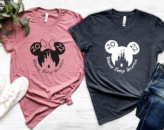 Disney Family Shirt,Disney Shirt,Disney family Shirt 2022,Disney World Shirt,Disney Family Vacation Shirt,Disney Trip Shirt,Disney Matching