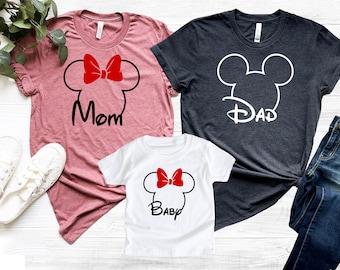 Custom Disney Family Vacation Shirts, Disney Shirts, Disney Trip Shirts, Disney Vacation Shirts, Disney Family Shirts,Disney Matching Shirts