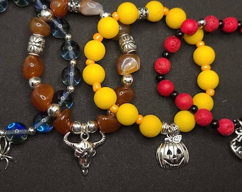 You Didn't Say the Magic Word!-Beaded Bracelets