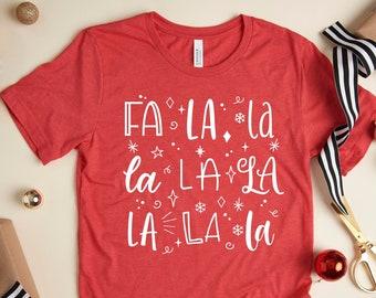 Christmas Shirt for her, Christmas Shirt for Women, Secret Santa Gifts, Christmas Gift from Mom, Christmas Gifts for Sisters