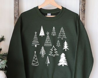 Christmas Sweatshirt, Secret Santa Gifts, Christmas Shirt for Women, Christmas Gift for Men, December Birthdays Gift