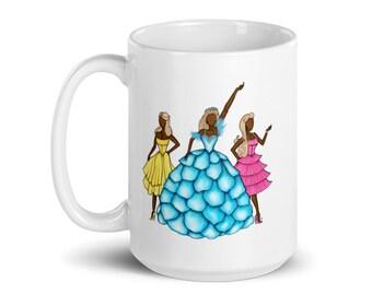 Toss Toss Coffee Mug