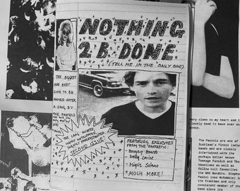 Nothing To Be Done Zine: Issue Two