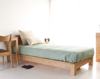 Japanese Furniture LINEA No.106~No.108 Bed