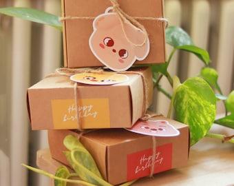 September line Box // Happy birthday Szkoo