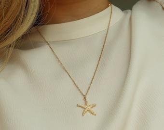12pc Smart purple sea star drop starfish fashion men//women/'s  pendants ff010