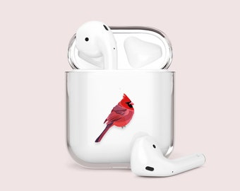 Dove Case For AirPods Bird Air Pods Holder Clear Apple Earphones Case Gray Bird Headphones Cover Cute AirPods Case Lovely Air Pods RL0428
