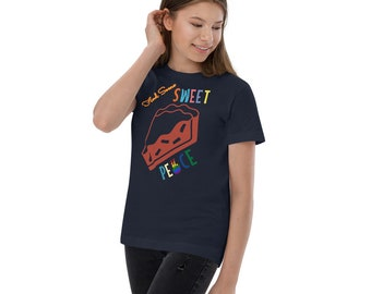 Find Some Sweet Peace Youth jersey t-shirt