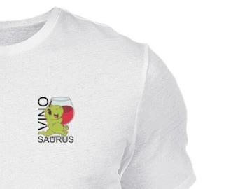 T-Shirt Vinosaurus
