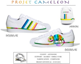 Personalizing your sneakers, teen or adult