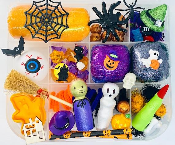 Halloween Play Dough Kit Halloween Playdough Kit Halloween