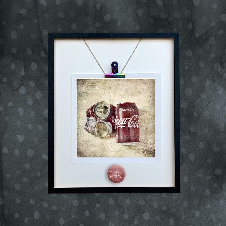 Drink/Classic Coke/Coke a Cola/Unmounted Drinks Print / image 0