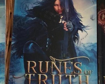 Signed Paperback of Runes of Truth by G. Bailey
