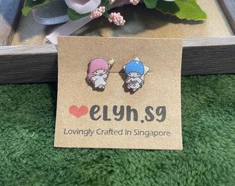Little Twin Stars Sanrio Earrings