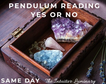 Pendulum Divination Reading for Guidance | The Intuitive Luminary