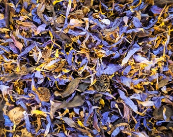 Blue Lotus Flower - 1-2 oz - C/S - Fast Shipping from Canada