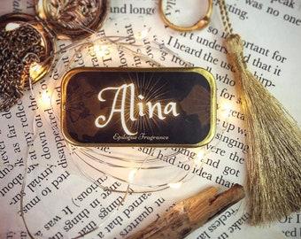 Alina Solid Perfume/ Bookish Perfume/ Grishaverse Inspired Perfume/ Shadow and Bone Inspired/ YA Fantasy Merch/ Bookish Gift/ Gift for Nerds