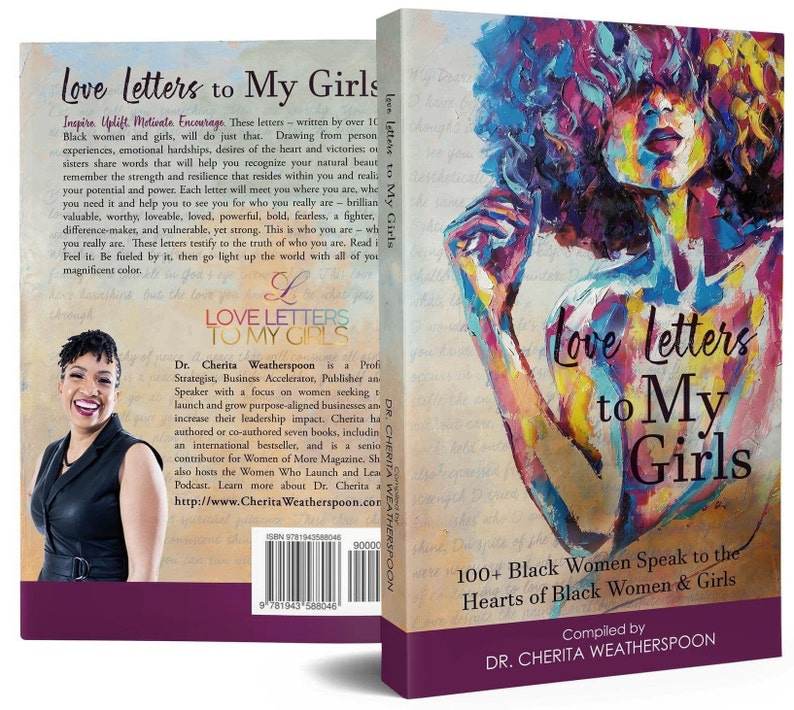 Love Letters to My Girls  The Book image 0