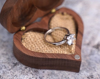 trinketbox original wedding band Greece made in Greece ring holder SALE Wedding Ring Box ring box enamel