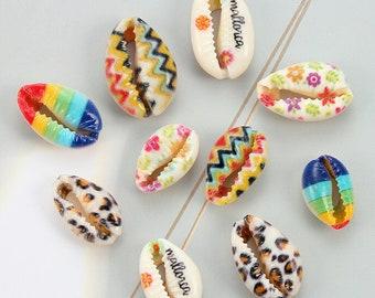 Puka Shells Tiny to Small Handpicked For Jewelry Making