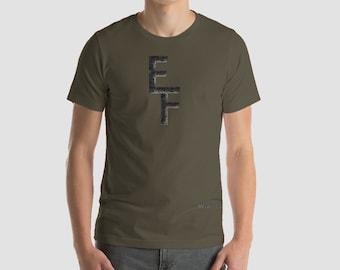EF Stealth Vapor Tee