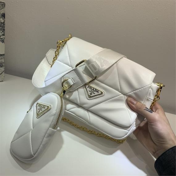 Smallcubehouse Diamond crossbody bag