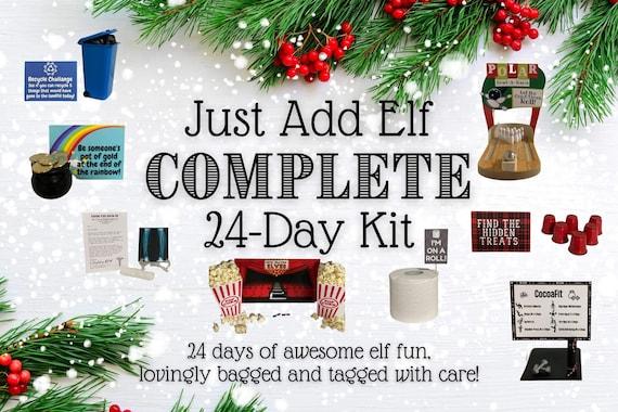 Elf Kit  24 day Complete Kit