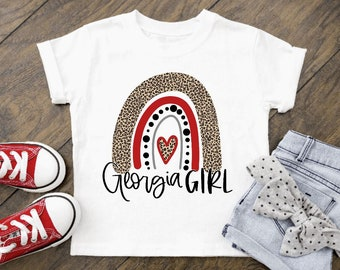 Custom Georgia Girl Tee!