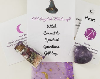 Spell/charm bags/ multiple choices
